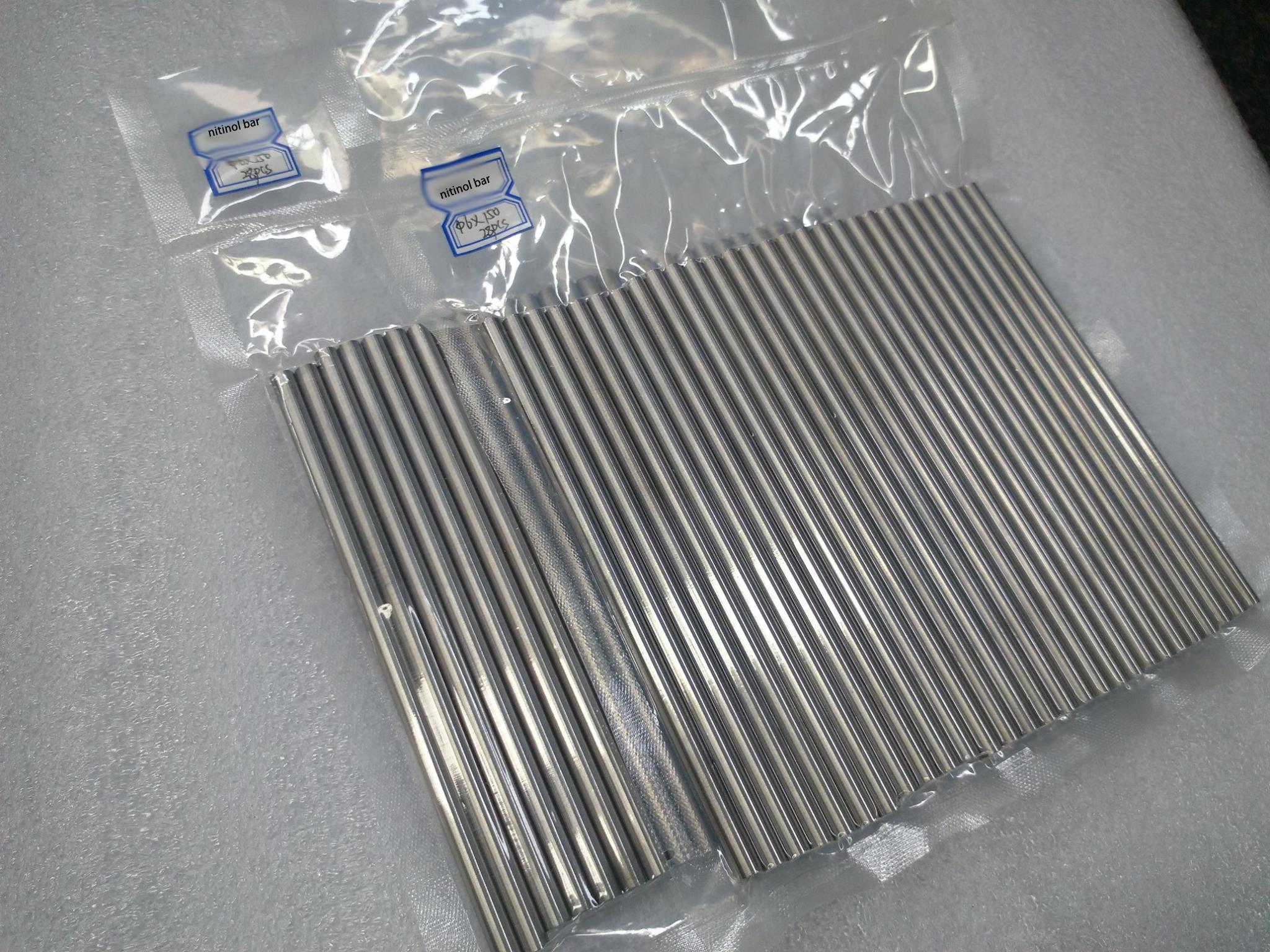 Nitinol alloy bar - Titanium,Nickel,Zr,Non-ferrous metal